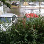 6. Tag Früh Regen - Mittag und Abend Regen, den ganzen Tag nur Regen.