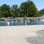 Schwimmbad in Speyer - 2019 Ferienfreizeit mit dem ABiD e.V.