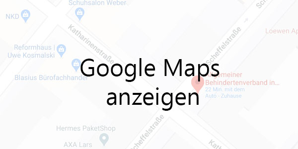 Google Maps laden