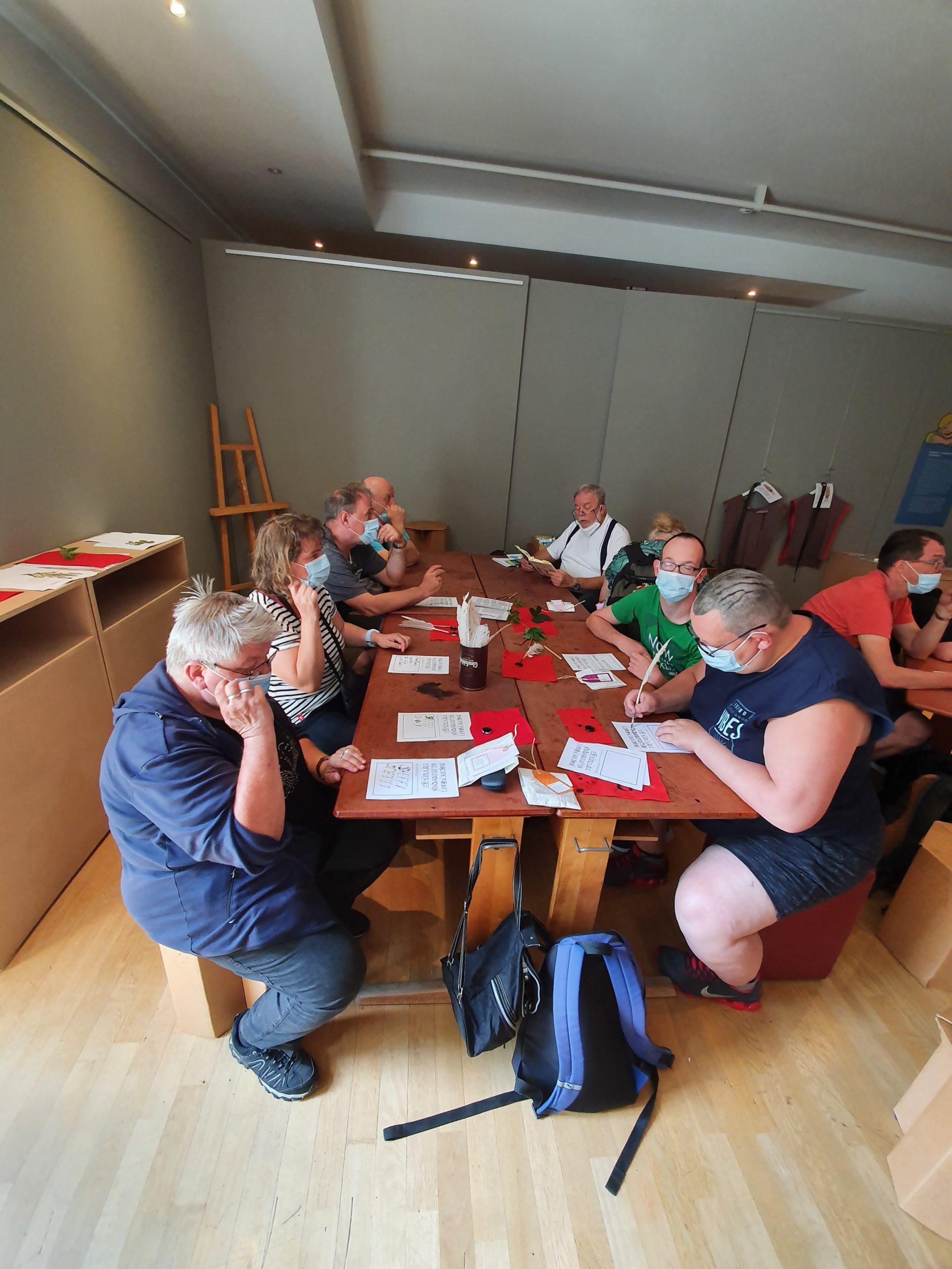 Workshop Hildegard von Bingen