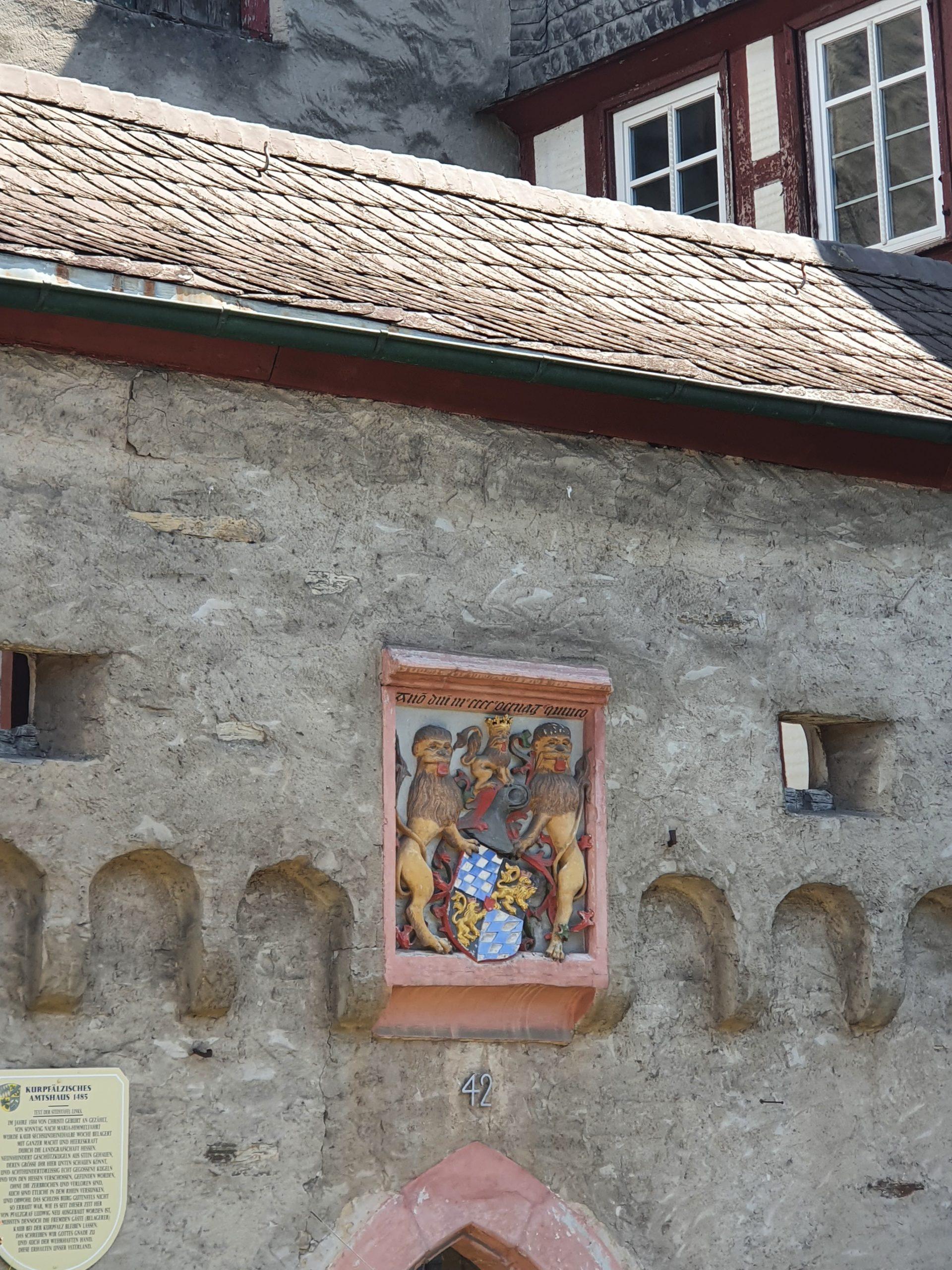 02.08.2021 Tempus Rhenus, Geschichte von Henne und Else von Kaub
